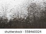 dreary winter raindrops on...   Shutterstock . vector #558460324