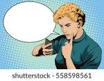 stock illustration. people in...   Shutterstock .eps vector #558598561