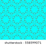 blue and red modern geometric... | Shutterstock .eps vector #558599071