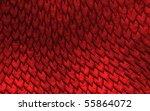 seamless dragon scale pattern   Shutterstock . vector #55864072