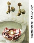 turkish bath   Shutterstock . vector #55864309