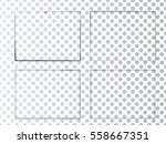 vector frames. rectangles for... | Shutterstock .eps vector #558667351