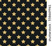abstract black modern seamless... | Shutterstock .eps vector #558669961