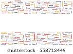 mobile advertising   vector...   Shutterstock .eps vector #558713449