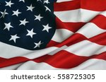 flag of usa | Shutterstock . vector #558725305