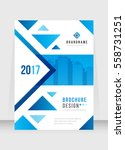 cover design abstract... | Shutterstock .eps vector #558731251