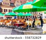 leipzig  germany   june 14 ... | Shutterstock . vector #558732829