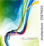eps10 vector design | Shutterstock .eps vector #55879024