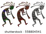 Kokopelli African God Of...