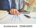 business concept. business... | Shutterstock . vector #558843805