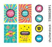 sale website banner templates.... | Shutterstock .eps vector #558883891