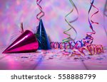 carnival  party  with lots of... | Shutterstock . vector #558888799