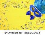 carnival party celebration... | Shutterstock . vector #558906415
