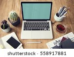 computer network connection... | Shutterstock . vector #558917881