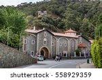 Kykkos Monastery In Troodos...