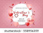 creative poster  banner or... | Shutterstock .eps vector #558956359