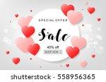 creative poster  banner or... | Shutterstock .eps vector #558956365