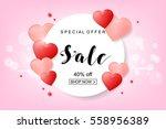 creative poster  banner or... | Shutterstock .eps vector #558956389