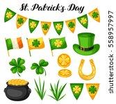 Saint Patricks Day Objects....