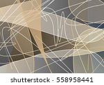 abstract unusual modern... | Shutterstock .eps vector #558958441