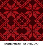seamless vector geometric...   Shutterstock .eps vector #558982297