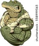 vector illustration  a...   Shutterstock .eps vector #558999565