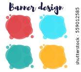 banner design vector   Shutterstock .eps vector #559012585