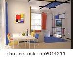 3d illustrations  3d image of... | Shutterstock . vector #559014211