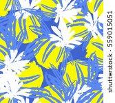 abstract hand drawn modern... | Shutterstock .eps vector #559015051
