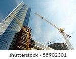 construction work site | Shutterstock . vector #55902301