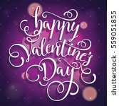 valentine  vector illustration ... | Shutterstock .eps vector #559051855