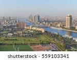 cairo skyline   egypt   Shutterstock . vector #559103341