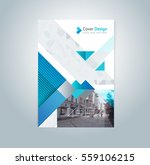 brochure template layout  cover ... | Shutterstock .eps vector #559106215