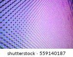 abstract blur led lights | Shutterstock . vector #559140187