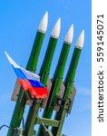 Small photo of Russian anti-missile system SA-11 Gadfly (BUK).