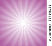 Sunburst Background  Purple An...
