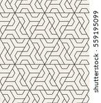 vector seamless pattern. modern ... | Shutterstock .eps vector #559195099