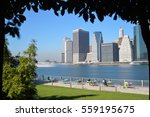 View Of Manhattan From The...