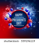 presidents day in usa... | Shutterstock .eps vector #559196119