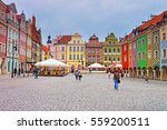 poznan  poland   may 6  2014 ... | Shutterstock . vector #559200511
