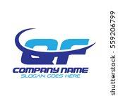 qf logo | Shutterstock .eps vector #559206799