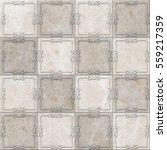marble tiles seamless texture... | Shutterstock . vector #559217359