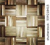 parquet floor texture | Shutterstock . vector #559218415