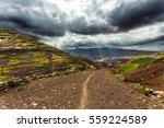 ethiopia  simien mountains... | Shutterstock . vector #559224589