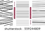 simple vertical striped pattern ... | Shutterstock .eps vector #559244809