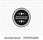 pattern hexagonal connected... | Shutterstock .eps vector #559301869