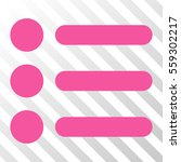 pink items interface toolbar...