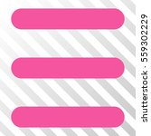 pink menu items interface icon. ...