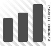 gray bar chart increase toolbar ... | Shutterstock .eps vector #559304524
