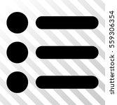 black items interface toolbar...